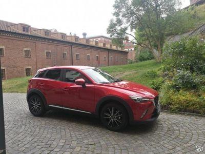 gebraucht Mazda CX-3 Optimum en trendig liten suv -17