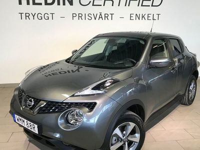begagnad Nissan Juke 1,6L 110 XTRONIC N-CONNECTA 2WD