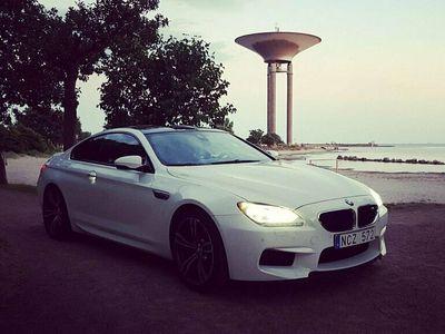 begagnad BMW M6 DCT 560HK Sv-såld