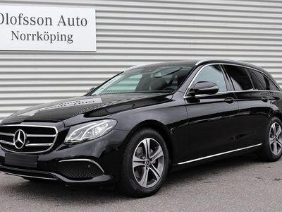 begagnad Mercedes E200 Kombi Aut FleetEdition