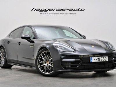 begagnad Porsche Panamera 4 E-Hybrid / Sport Design /