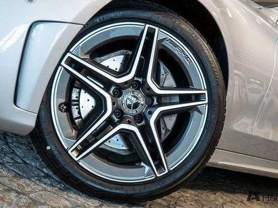 begagnad Mercedes C200 d / AMG Line & Värmare /