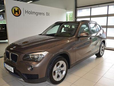begagnad BMW X1 xDrive 18d Automat Sportstolar