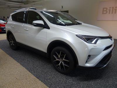 begagnad Toyota RAV4 2.0 AWD Man Active Plus Drag