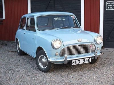 begagnad Austin Mini Mini0.85 34hk