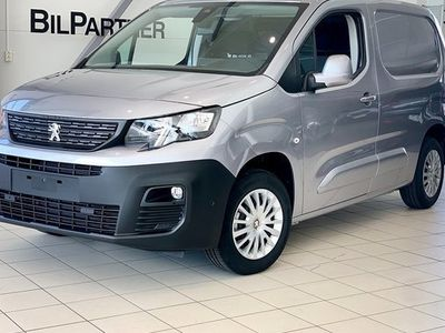 begagnad Peugeot Partner PRO L1 BHDi 75   Nordic Pack   2020, Transportbil 183 800 kr