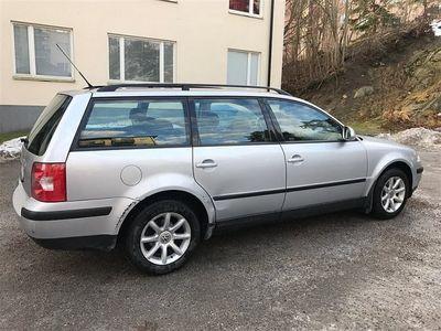 gebraucht VW Passat besktad och skattad