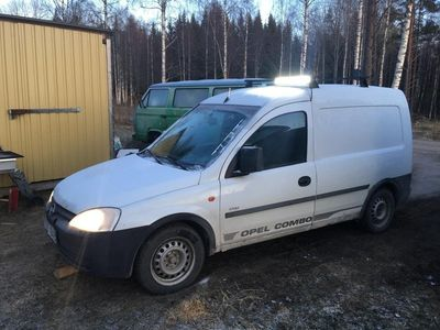 begagnad Opel Combo