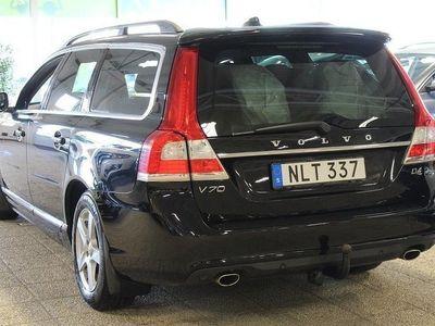 gebraucht Volvo V70 D4 Momentum PDC Drag Dieselvärmare