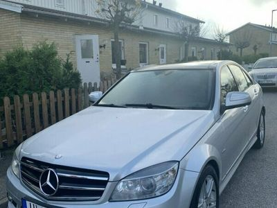 begagnad Mercedes C350 7G-Tronic Avantgarde,