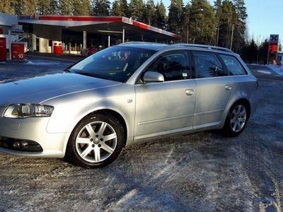 begagnad Audi A4 20ts -08