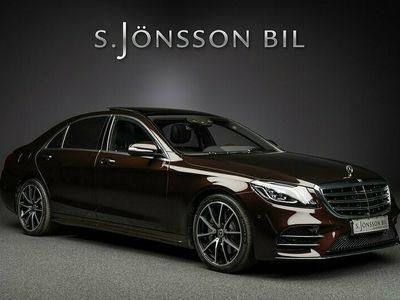 begagnad Mercedes S450 AMG 4MATIC / Nyinkommen /
