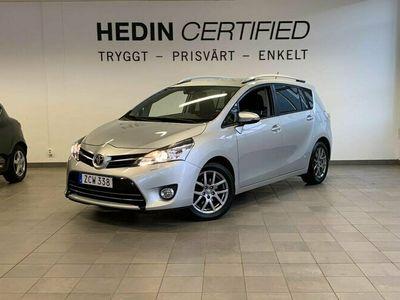begagnad Toyota Verso 1.8 Multidrive S V-Hjul 2018, Kombi Pris 199 900 kr