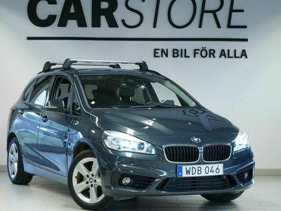 begagnad BMW 220 d xDrive 190HK Drag / Navi / Head up / HiFi
