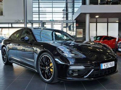 begagnad Porsche Panamera Turbo S Nypris 2.259.400 kr
