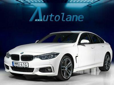 begagnad BMW 420 Gran Coupé d xDrive, M Sport, 190hk, Euro 6