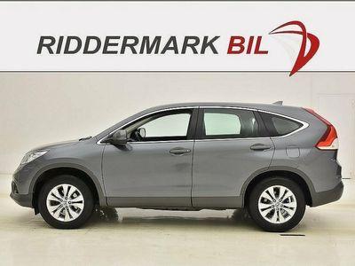 brugt Honda CR-V 2.2 i-DTEC 4WD AUT DRAG BACKKAMERA