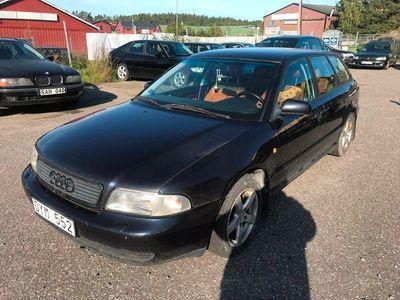 begagnad Audi A4 Avant 1.8 T 150hk