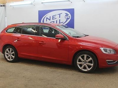 brugt Volvo V60 D3 Business Advanced 150hk