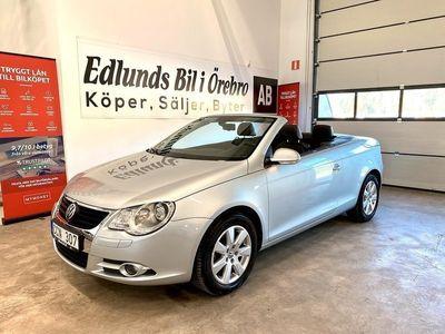 begagnad VW Eos 2.0 FSI 150hk 2Ägare S-Såld 4100mil