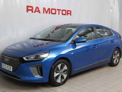 begagnad Hyundai Ioniq Hybrid PremiumPlus *Dragkrok*