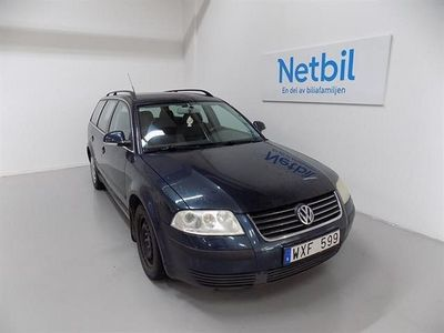begagnad VW Passat Variant 1.8T 150hk Rep. Objekt