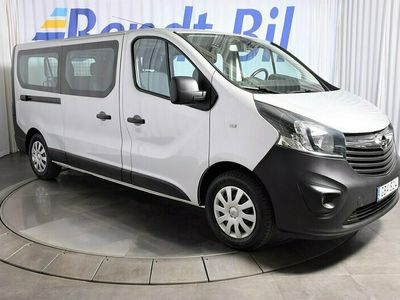 begagnad Opel Vivaro 1,6 CDTi Combi / 9-SITS