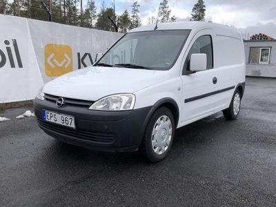 begagnad Opel Combo 1.6 CNG Skåp