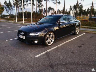 begagnad Audi A4 3.0TDI Quattro -08