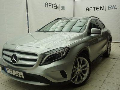 gebraucht Mercedes GLA200 CDI 7G-DCT -14