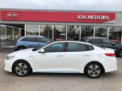 begagnad Kia Optima Hybrid 2.0 plug-in plus2 |vinterhjul| panorama
