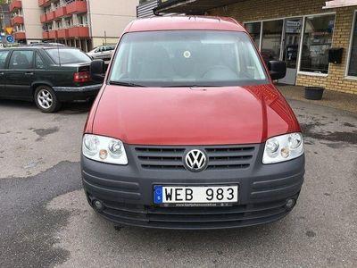 begagnad VW Caddy Life 1.6 7-sits (102hk) Ny b