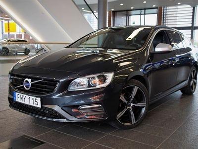 begagnad Volvo V60 D4 Business Advanced R-Design