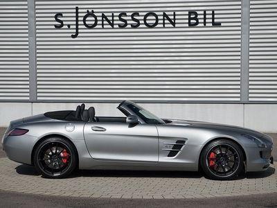 begagnad Mercedes SLS AMG 63 AMG Roadster Nyinkommen