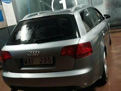 begagnad Audi A4 AVANT 2,0T QUAT