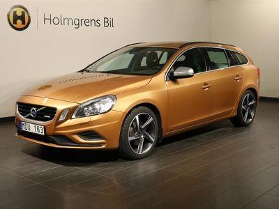 begagnad Volvo V60 F +T5 Momentum R-Design Taklucka Navi