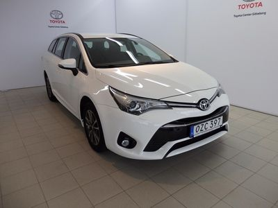 gebraucht Toyota Avensis Avensis1,8 TS ACTIVE -15