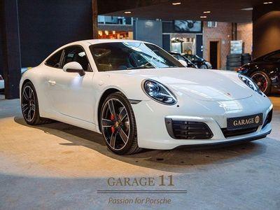 begagnad Porsche 911 Carrera S 991PDK Sport Chrono Svensksåld