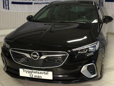 begagnad Opel Insignia ST GSI 2,0 CDTI BiTurbo 210hk AT8 4WD