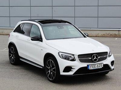 begagnad Mercedes GLC43 AMG AMG4M 4MATIC EDITION-1 9G-Tronic Sport Euro 6 367hk