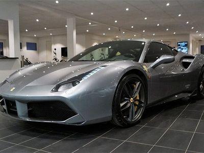 begagnad Ferrari 488 GTB V8 670hk Carbon Svensksåld
