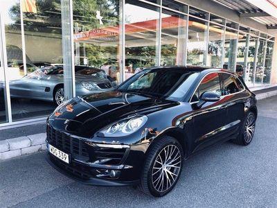 begagnad Porsche Macan S Diesel PDK, 258hk