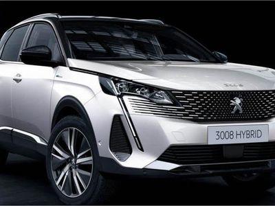 begagnad Peugeot 3008 Nya Facelift