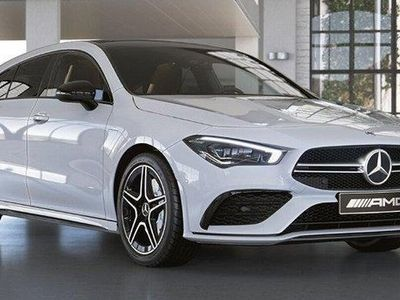 begagnad Mercedes CLA35 AMG 4Matic Shooting Brak