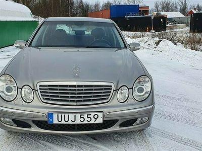 begagnad Mercedes E240 5G-Tronic, 177hk