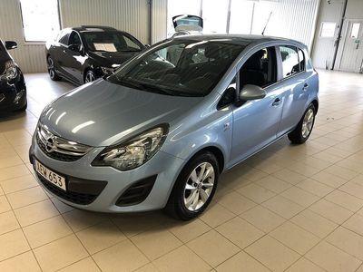 begagnad Opel Corsa 1,2 85Hk Enjoy Plus paket