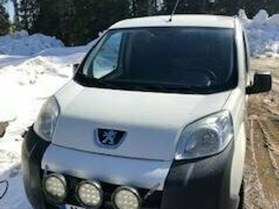 begagnad Peugeot Bipper A