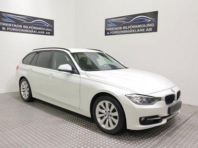 begagnad BMW 328 i Touring AUTO 245HK NYSERV 2,95% 1225kr/mån