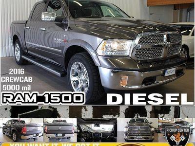 gebraucht Dodge Ram Laramie 3.0 Diesel (4447:-/mån -16