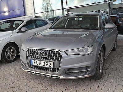 begagnad Audi A6 Allroad 3,0 dCi 218Hk Quattro